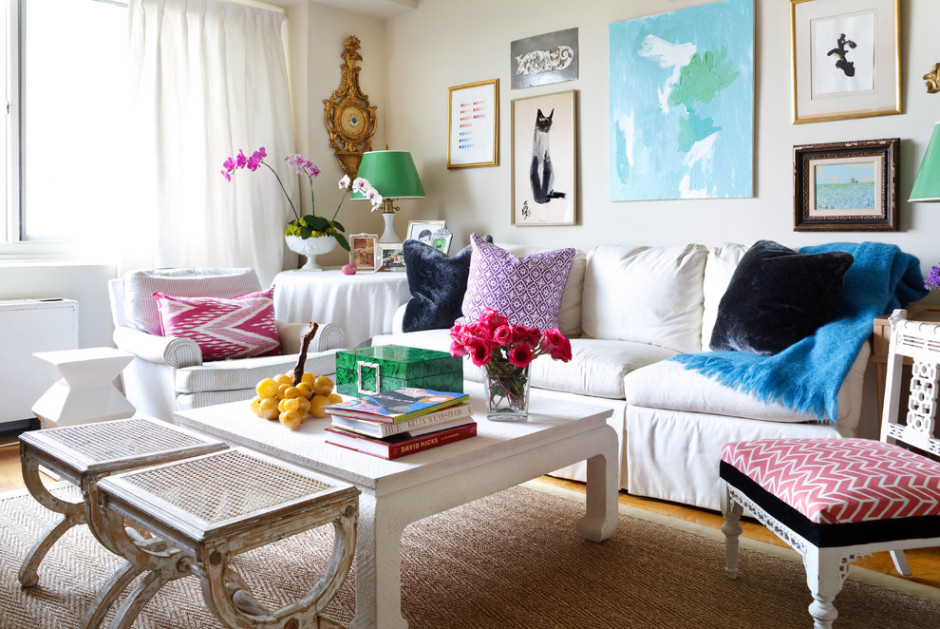 eclectic-family-room