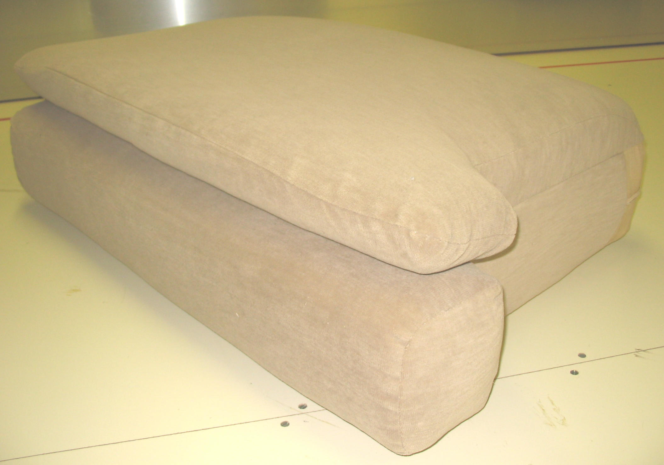 What Goes Inside a Sofa Cushion?
